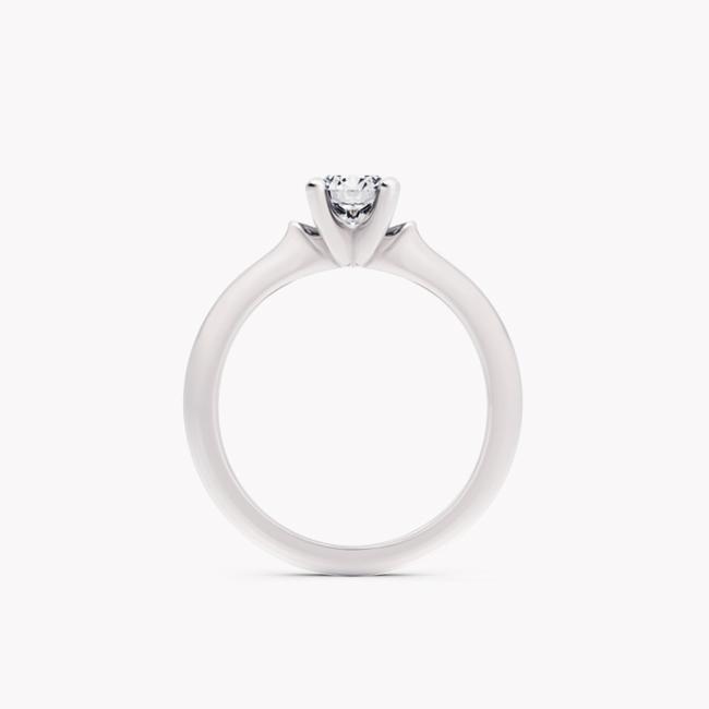 Ise – białe złoto 585 / brylant