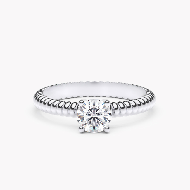 Leda – platyna / brylant 0.50ct
